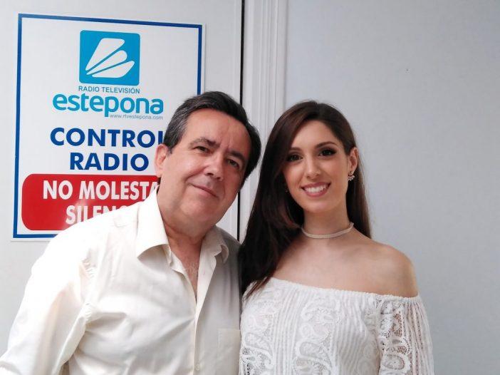Entrevista de Maricarmen Molina en «Las mañanas de Juanma Herrera» de Radio Estepona