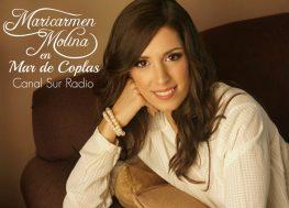 """Entrevista a Maricarmen Molina en """"Mar de Coplas"""" de Canal Sur Radio con Inmaculada Jabato"""