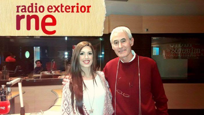 Entrevista a Maricarmen Molina en Radio Nacional de España con Enrique Jacinto