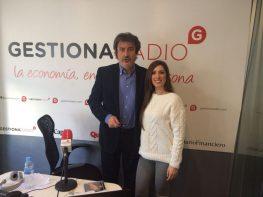 Entrevista a Maricarmen Molina en Gestiona Radio «Primera Hora» con Javier García Mateo