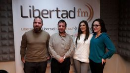 """Entrevista a Maricarmen Molina en Libertad FM """"La hora de Taxi"""" con Pablo Soriano"""