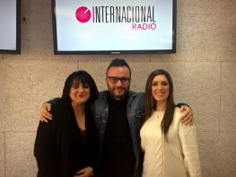 Entrevista a Maricarmen Molina en Radio Internacional con Juani Loro