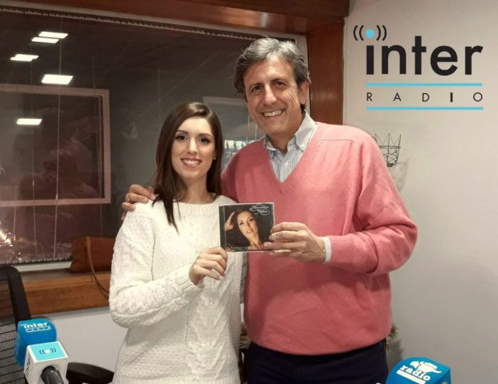 Entrevista a Maricarmen Molina en Radio Inter «El guateque» con Claudio de Miguel