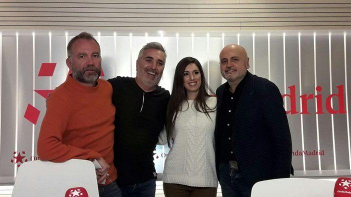 Entrevista a Maricarmen Molina en Onda Madrid