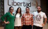 Entrevista a Maricarmen Molina en Libertad FM en «La hora del Taxi» con Pablo Soriano
